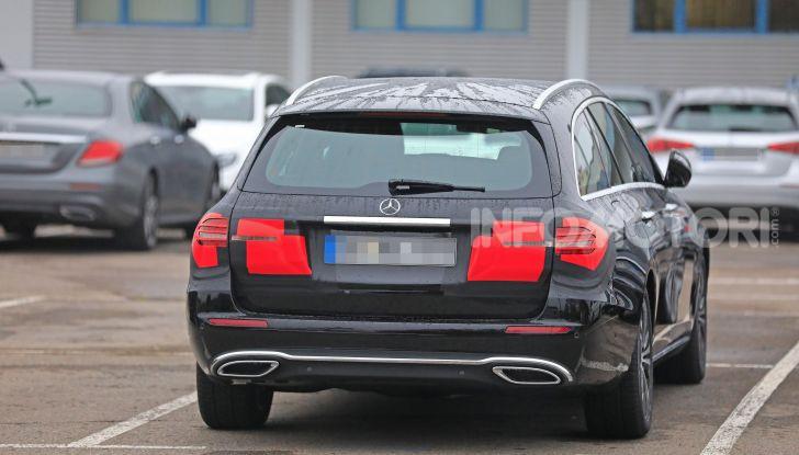 Mercedes Classe E Station Wagon 2020, i dettagli della nuova generazione - Foto 11 di 18