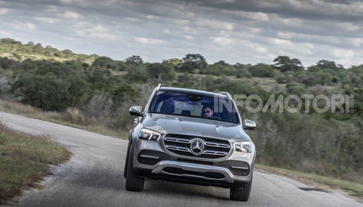 Nuova Mercedes GLE: Il SUV che balla come una showcar - Foto 11 di 42
