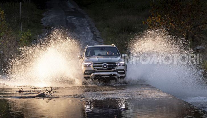 Nuova Mercedes GLE: Il SUV che balla come una showcar - Foto 4 di 42