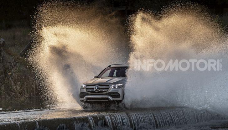 Nuova Mercedes GLE: Il SUV che balla come una showcar - Foto 12 di 42