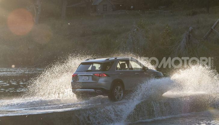 Nuova Mercedes GLE: Il SUV che balla come una showcar - Foto 13 di 42