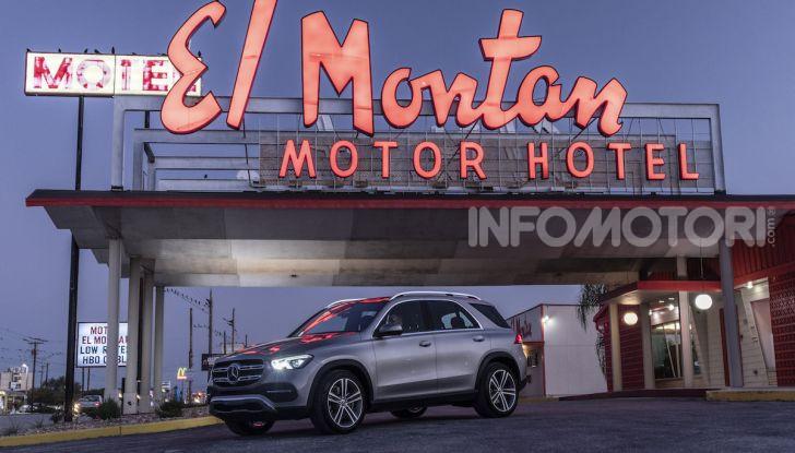 Nuova Mercedes GLE: Il SUV che balla come una showcar - Foto 1 di 42