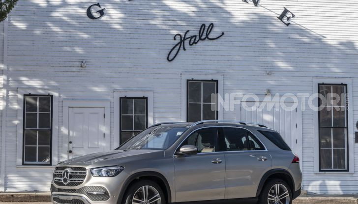 Nuova Mercedes GLE: Il SUV che balla come una showcar - Foto 15 di 42