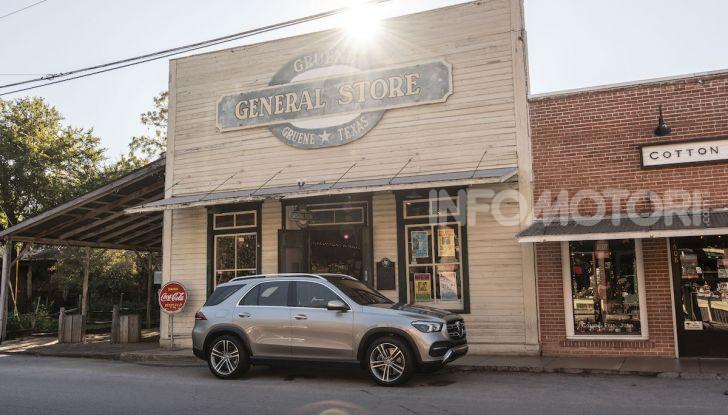 Nuova Mercedes GLE: Il SUV che balla come una showcar - Foto 16 di 42