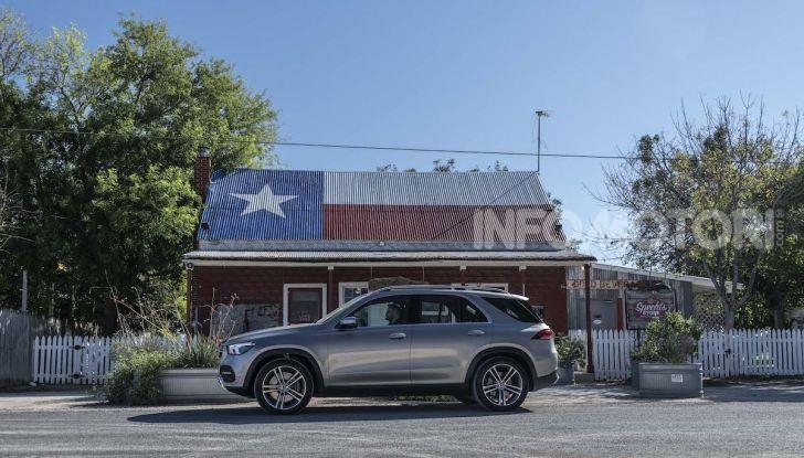 Nuova Mercedes GLE: Il SUV che balla come una showcar - Foto 17 di 42