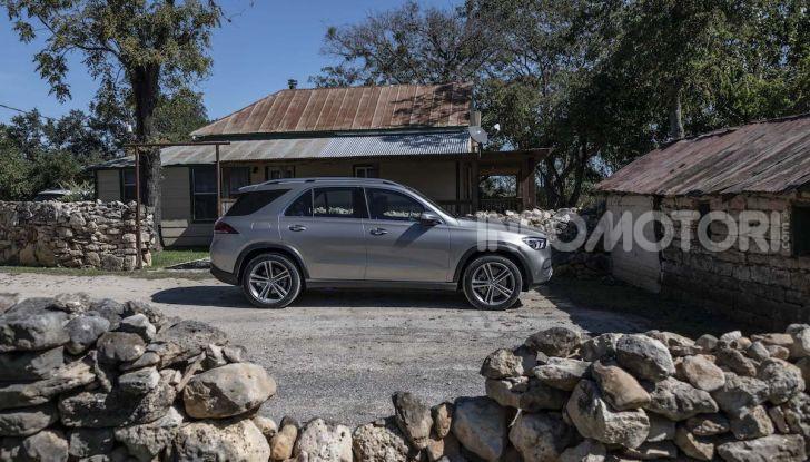 Nuova Mercedes GLE: Il SUV che balla come una showcar - Foto 18 di 42