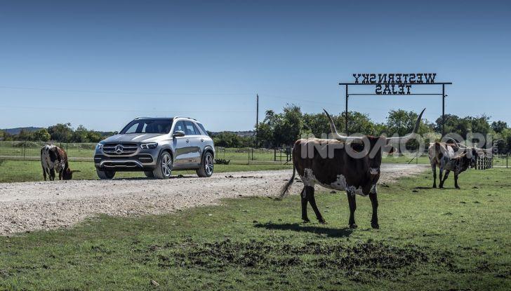 Nuova Mercedes GLE: Il SUV che balla come una showcar - Foto 20 di 42