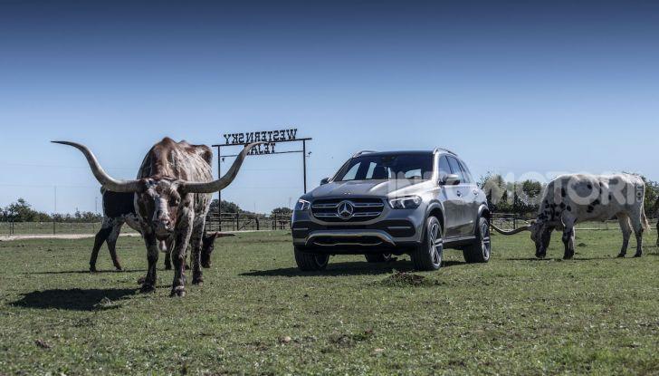 Nuova Mercedes GLE: Il SUV che balla come una showcar - Foto 22 di 42