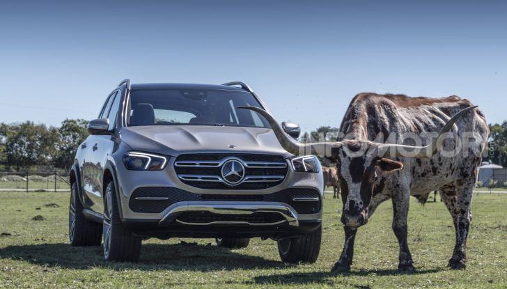 Nuova Mercedes GLE: Il SUV che balla come una showcar - Foto 2 di 42