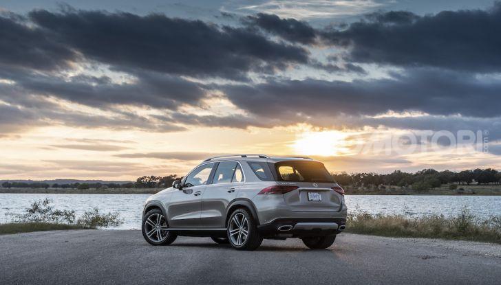 Nuova Mercedes GLE: Il SUV che balla come una showcar - Foto 23 di 42