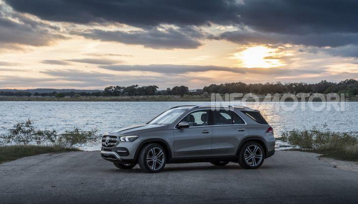 Nuova Mercedes GLE: Il SUV che balla come una showcar - Foto 24 di 42