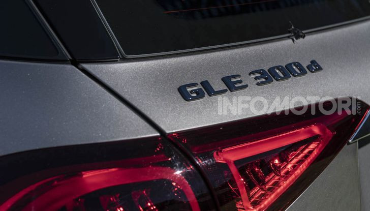 Nuova Mercedes GLE: Il SUV che balla come una showcar - Foto 25 di 42