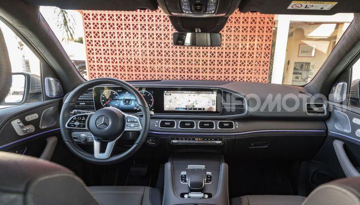 Nuova Mercedes GLE: Il SUV che balla come una showcar - Foto 27 di 42