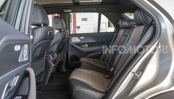Nuova Mercedes GLE: Il SUV che balla come una showcar - Foto 28 di 42