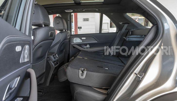 Nuova Mercedes GLE: Il SUV che balla come una showcar - Foto 29 di 42