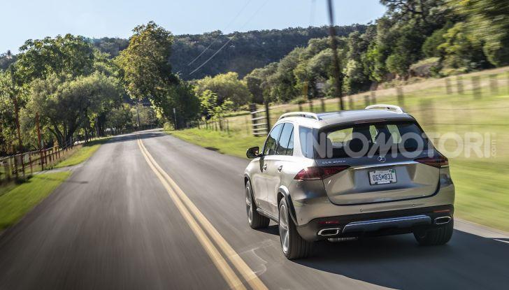 Nuova Mercedes GLE: Il SUV che balla come una showcar - Foto 7 di 42
