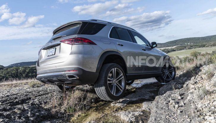 Nuova Mercedes GLE: Il SUV che balla come una showcar - Foto 36 di 42