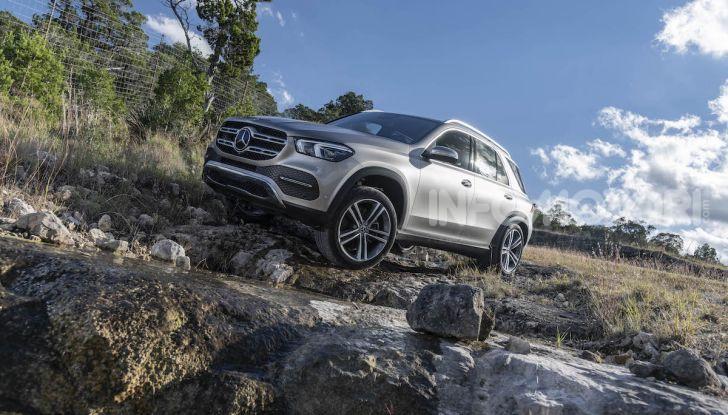 Nuova Mercedes GLE: Il SUV che balla come una showcar - Foto 37 di 42