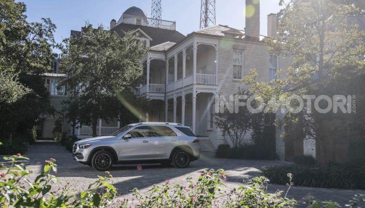 Nuova Mercedes GLE: Il SUV che balla come una showcar - Foto 38 di 42