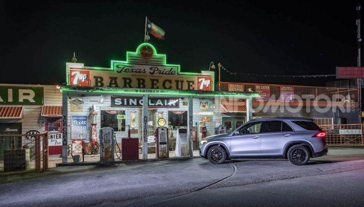 Nuova Mercedes GLE: Il SUV che balla come una showcar - Foto 41 di 42