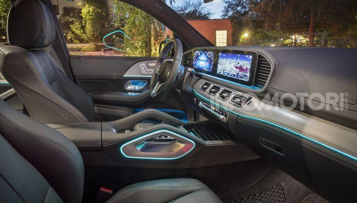 Nuova Mercedes GLE: Il SUV che balla come una showcar - Foto 42 di 42