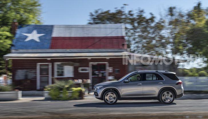 Nuova Mercedes GLE: Il SUV che balla come una showcar - Foto 8 di 42