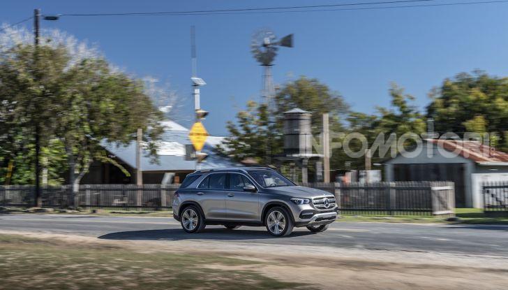 Nuova Mercedes GLE: Il SUV che balla come una showcar - Foto 9 di 42