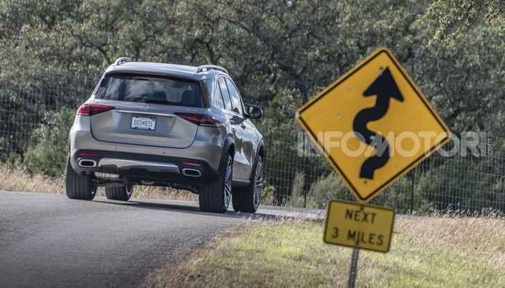 Nuova Mercedes GLE: Il SUV che balla come una showcar - Foto 10 di 42