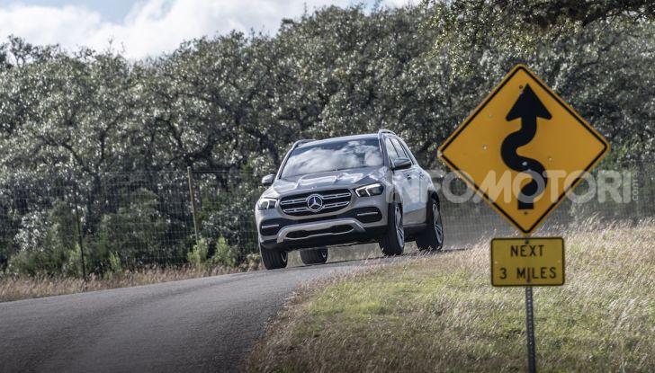 Nuova Mercedes GLE: Il SUV che balla come una showcar - Foto 3 di 42