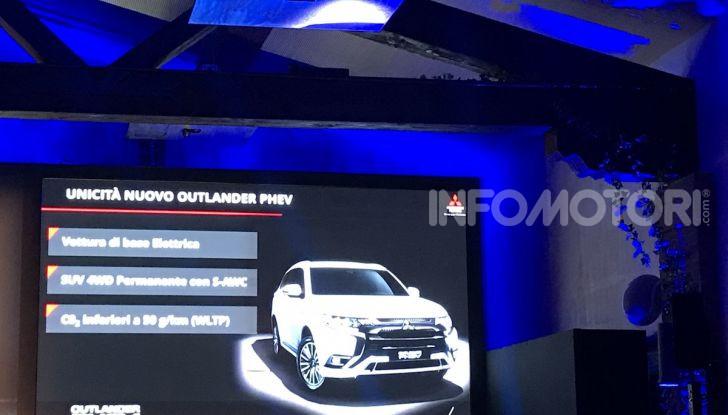 Mitsubishi Italia raddoppia vendite nel 2018 e triplicherà nel 2020 anche con Outlander Plug-In - Foto 15 di 21
