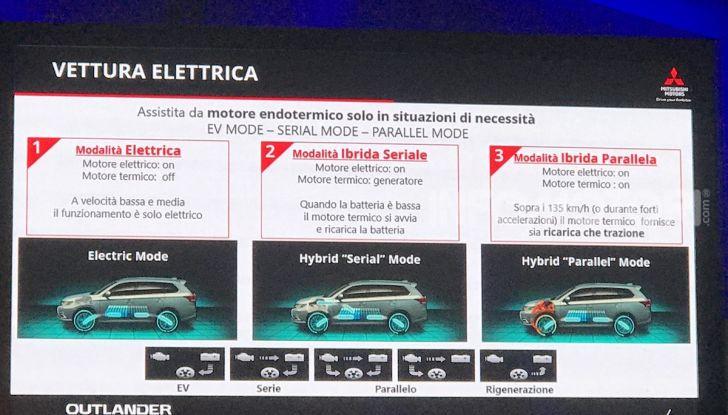 Mitsubishi Italia raddoppia vendite nel 2018 e triplicherà nel 2020 anche con Outlander Plug-In - Foto 16 di 21