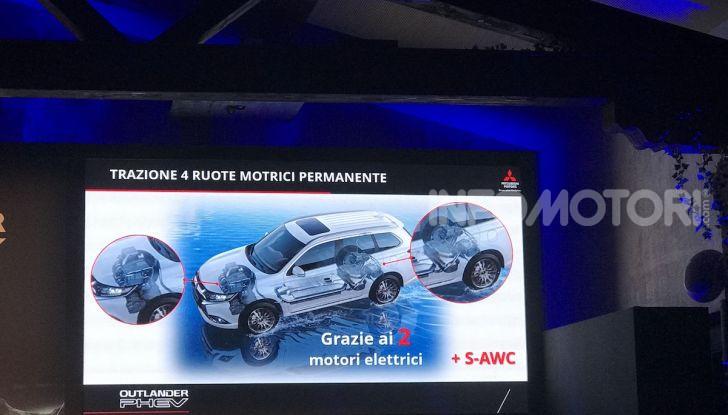 Mitsubishi Italia raddoppia vendite nel 2018 e triplicherà nel 2020 anche con Outlander Plug-In - Foto 8 di 21