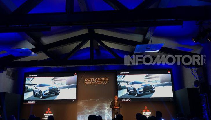 Mitsubishi Italia raddoppia vendite nel 2018 e triplicherà nel 2020 anche con Outlander Plug-In - Foto 10 di 21