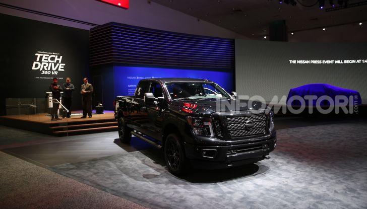 Nissan, le foto dello stand al Salone di Los Angeles 2018 - Foto 12 di 12