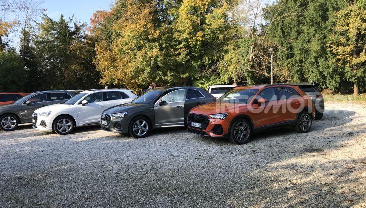 Nuova Audi Q3 prova su strada, prezzi e motori - Foto 2 di 12