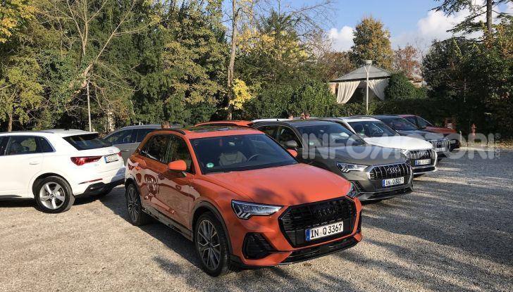 Nuova Audi Q3 prova su strada, prezzi e motori - Foto 4 di 12