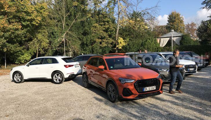 Nuova Audi Q3 prova su strada, prezzi e motori - Foto 5 di 12