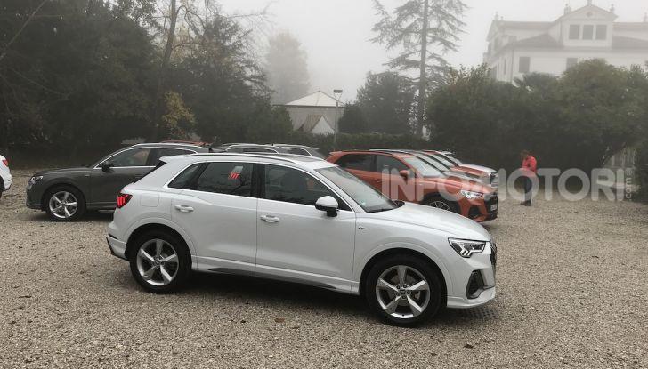 Nuova Audi Q3 prova su strada, prezzi e motori - Foto 6 di 12