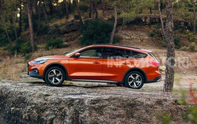 Nuova Ford Focus Active, look ispirato ai SUV - Foto 1 di 5