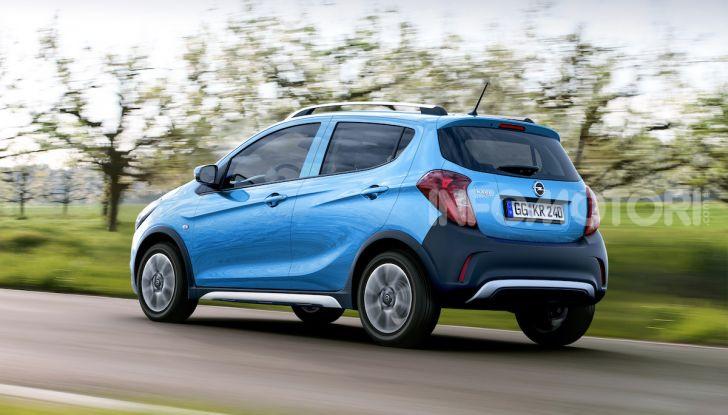 Opel con Apple CarPlay e Android Auto: disponibili Google Maps e Waze - Foto 10 di 10