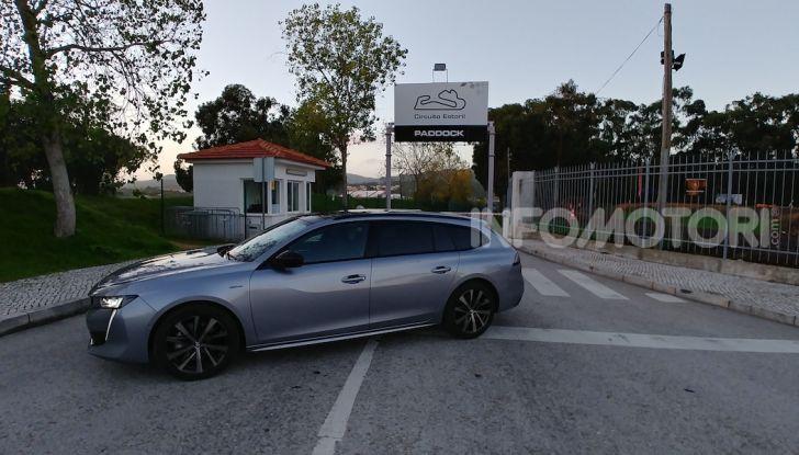 Prova nuova Peugeot 508 SW: opinioni, caratteristiche e prezzi - Foto 8 di 21