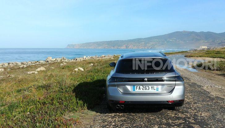 Prova nuova Peugeot 508 SW: opinioni, caratteristiche e prezzi - Foto 14 di 21