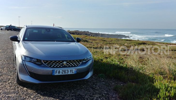 Prova nuova Peugeot 508 SW: opinioni, caratteristiche e prezzi - Foto 2 di 21