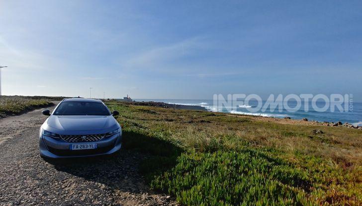Prova nuova Peugeot 508 SW: opinioni, caratteristiche e prezzi - Foto 5 di 21