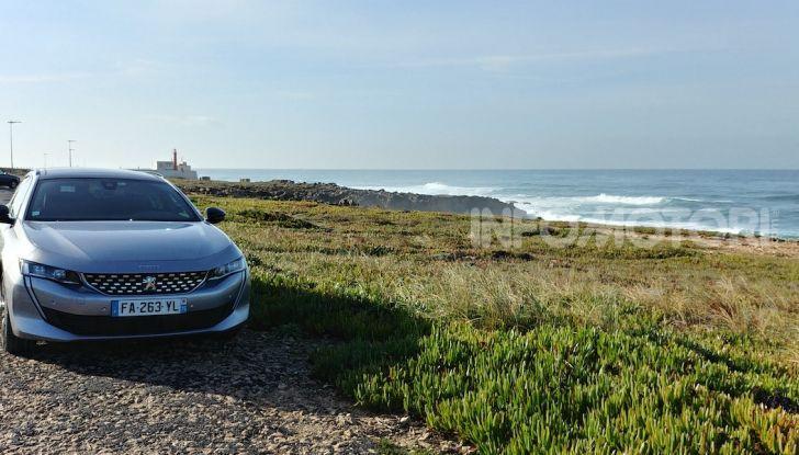 Prova nuova Peugeot 508 SW: opinioni, caratteristiche e prezzi - Foto 3 di 21