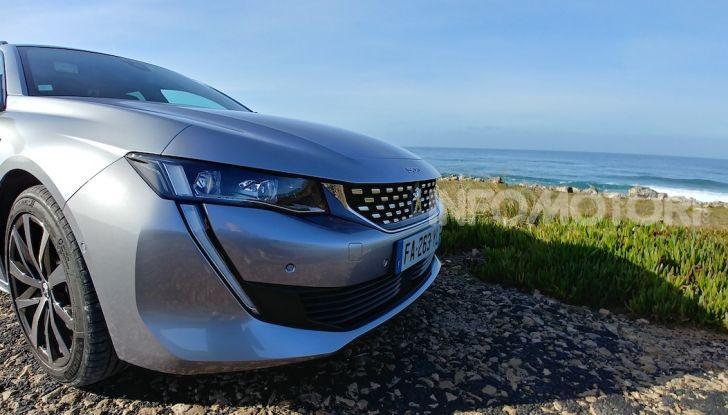 Prova nuova Peugeot 508 SW: opinioni, caratteristiche e prezzi - Foto 7 di 21