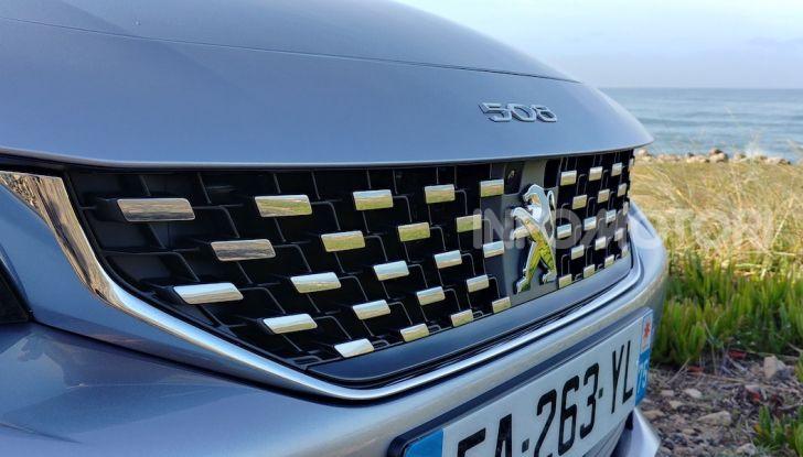 Prova nuova Peugeot 508 SW: opinioni, caratteristiche e prezzi - Foto 15 di 21