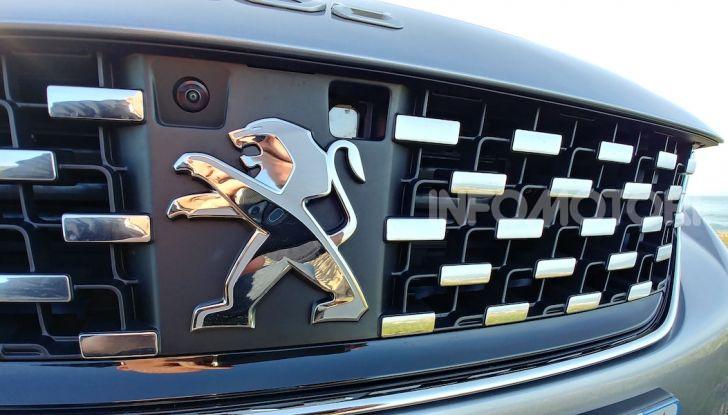 Prova nuova Peugeot 508 SW: opinioni, caratteristiche e prezzi - Foto 17 di 21
