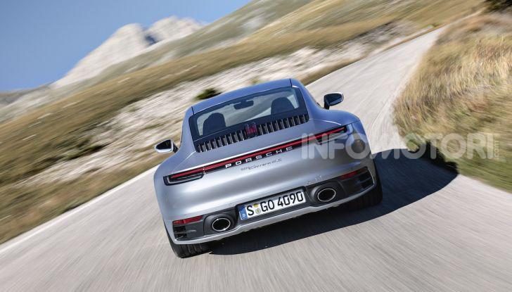 Nuova Porsche 911 992, innovazione e tradizione per la Super 8 - Foto 23 di 29