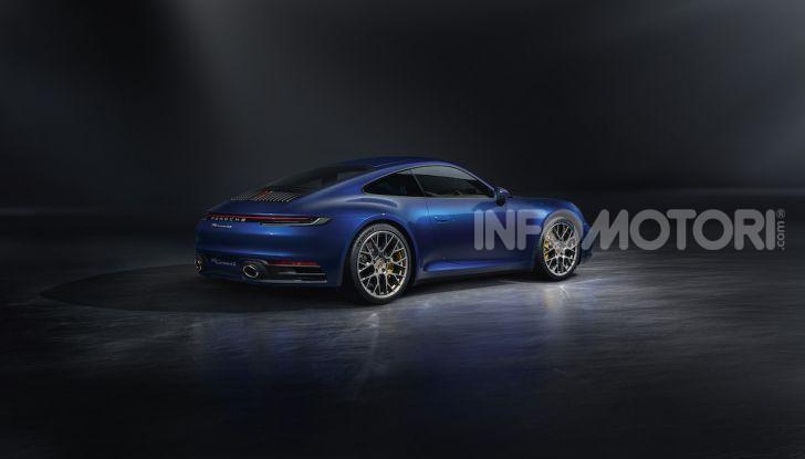 Nuova Porsche 911 992, innovazione e tradizione per la Super 8 - Foto 17 di 29
